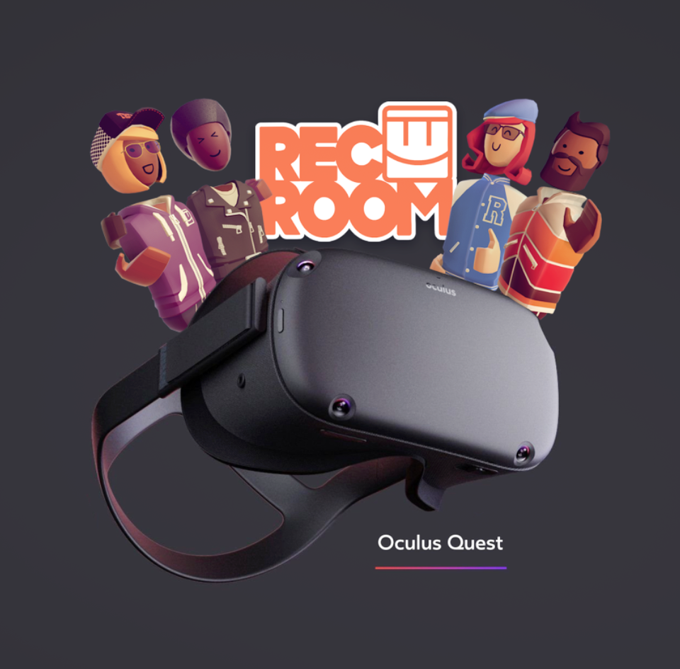 VRChat and Rec Room Will Be Coming to the Oculus Quest This