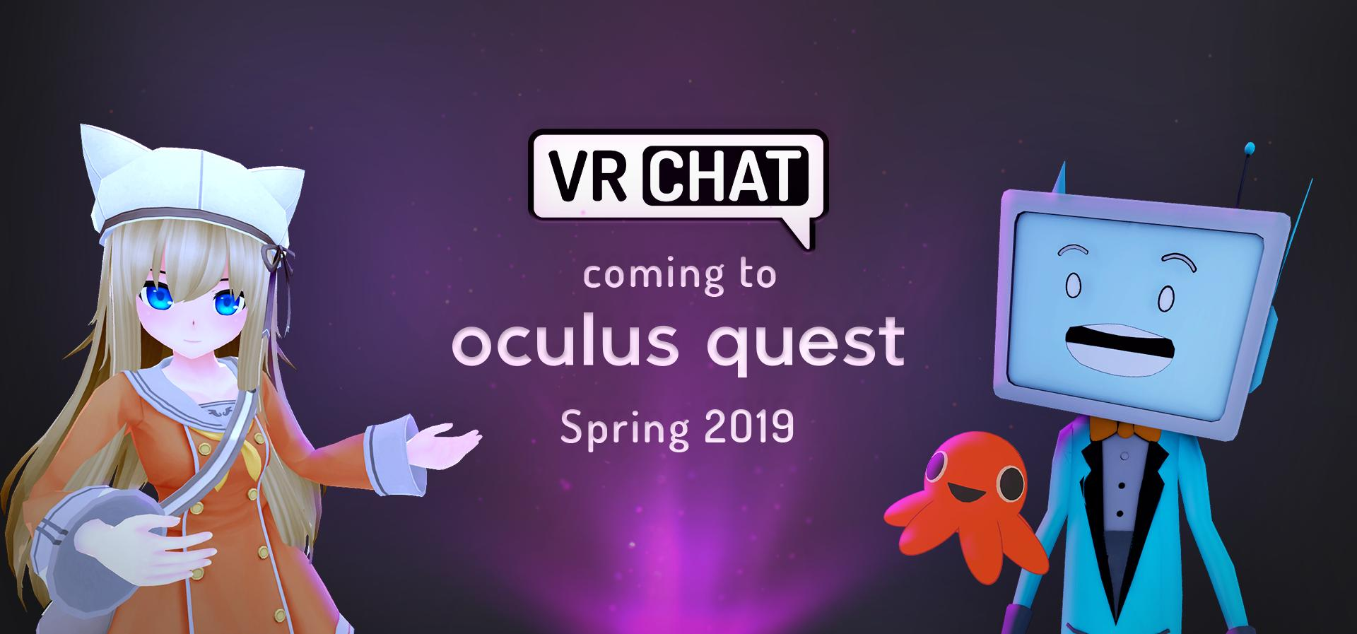 VRChat in the Oculus Quest Has Been Somewhat Buggy and Rather